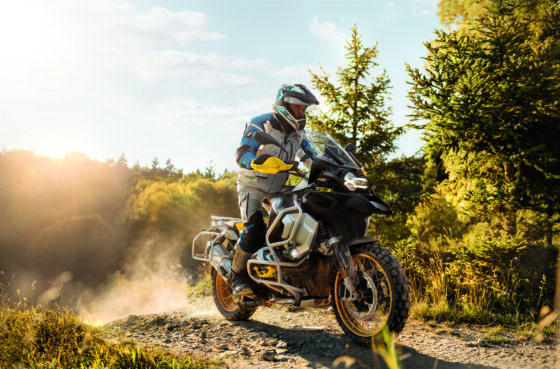 BMW Motorrad Nordic Safari Sweden