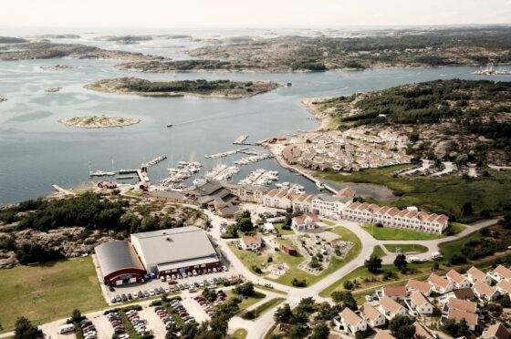 BMW Motorrad Nordic Safari Sweden hotel tanum strand